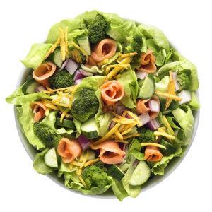 Salada Foco na Meta saladonas boali franquia de alimentação