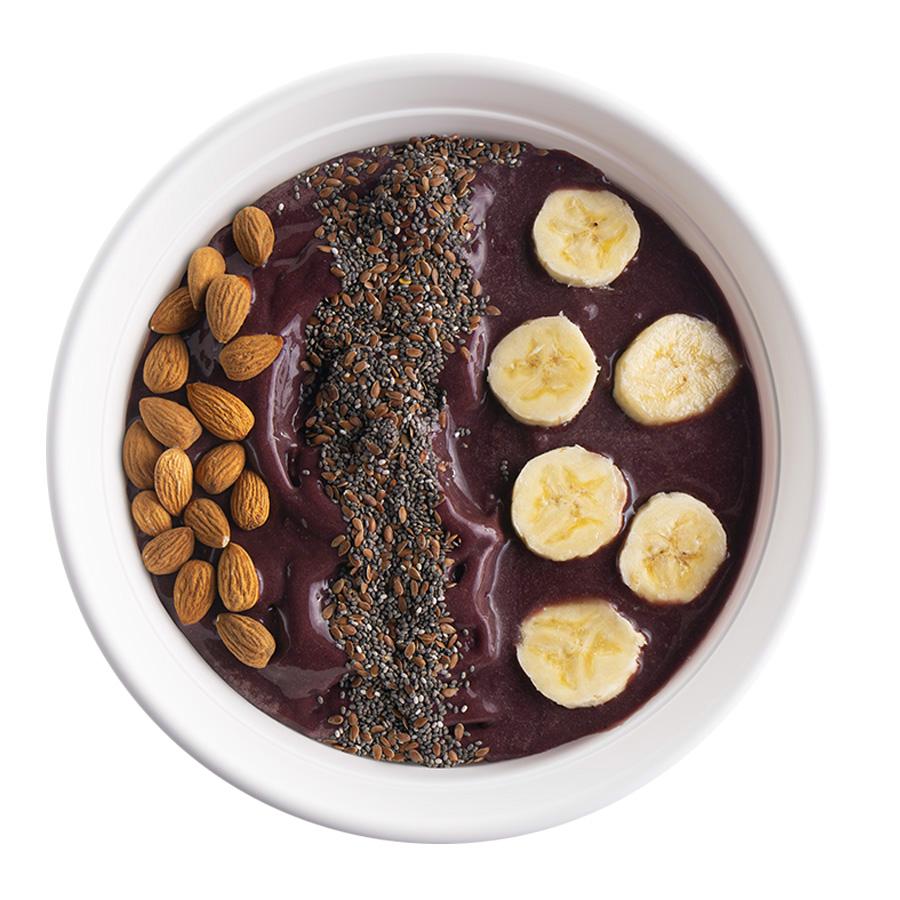bowl açai sobremesa franquia alimentação saudável boali